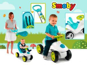 Los juguetes evolutivos ayudan a niños y niñas a satisfacer su necesidad de explorar, crear, inventar, imaginar y fantasear