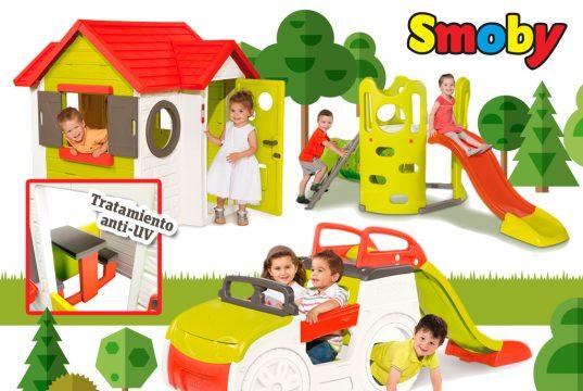 Los juguetes de Smoby cuentan con numerosos sellos de calidad que certifican la apuesta por fabricar los mejores productos