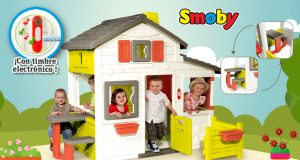 casa de jardín Friends House Smoby
