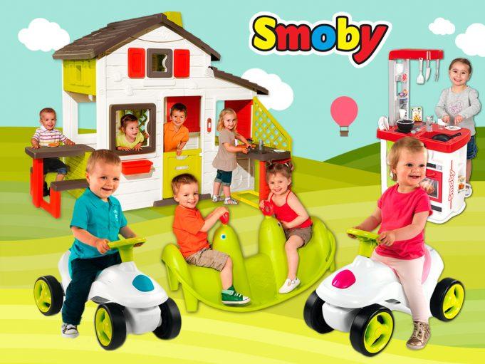 Bienvenida al blog de Smoby