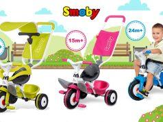 Triciclo Baby Balade Smoby