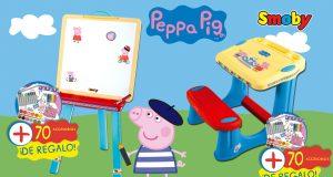 Pupitre de Peppa Pig
