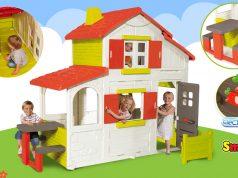 Casa de juguete Dúplex