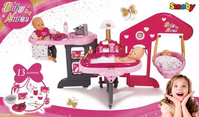 Casa de los bebés Baby Nurse