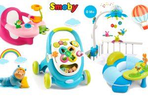 Cotoons, juguetes para bebés