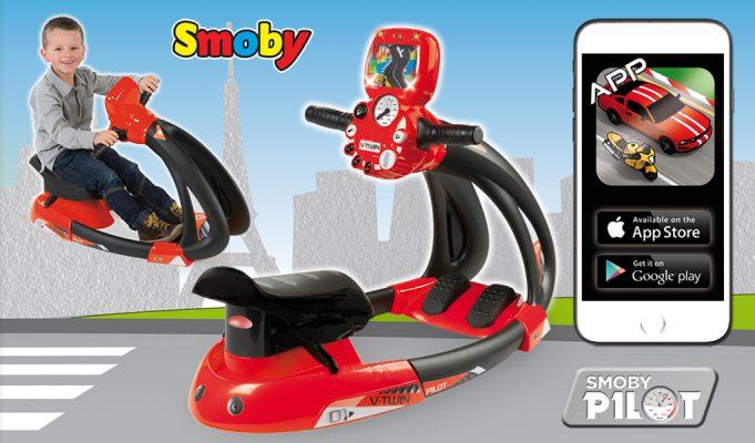 simulador de moto