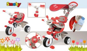 triciclo Smoby Confort