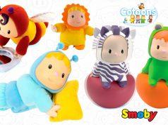 cotoons juguetes para bebés