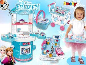 Colección de juguetes Frozen