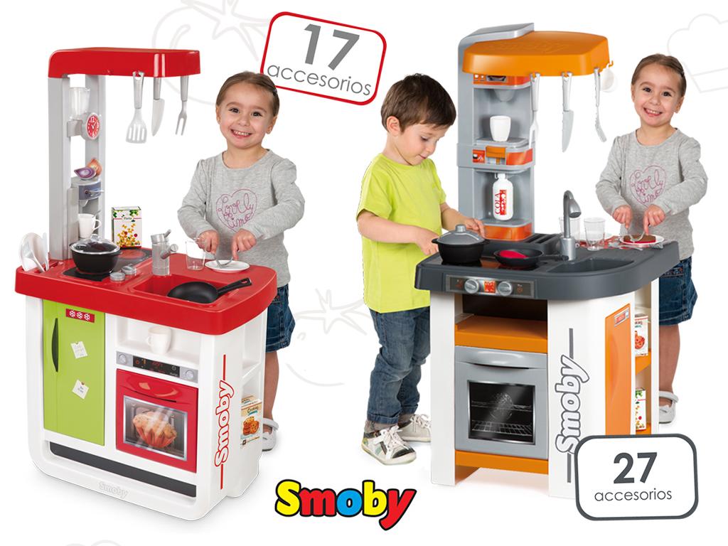 Smoby Cocina | Cocinas De Juguete Muy Realistas Bon Appetit Y Studio