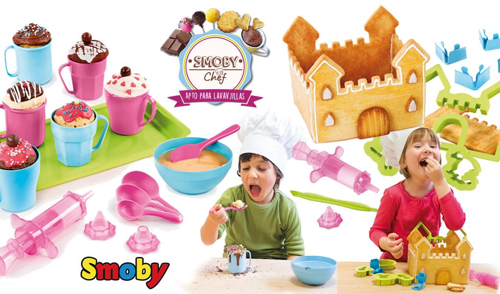 Haz dulces con los utensilios de cocina de juguete para for Cocina ninos juguete