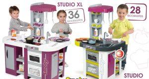 cocinita de juguete Bubble y XL