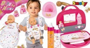 muñecos bebés baby nurse