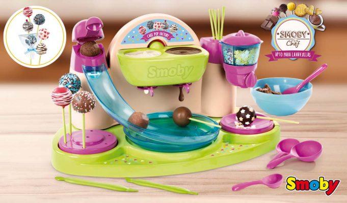 fábrica de cake pops