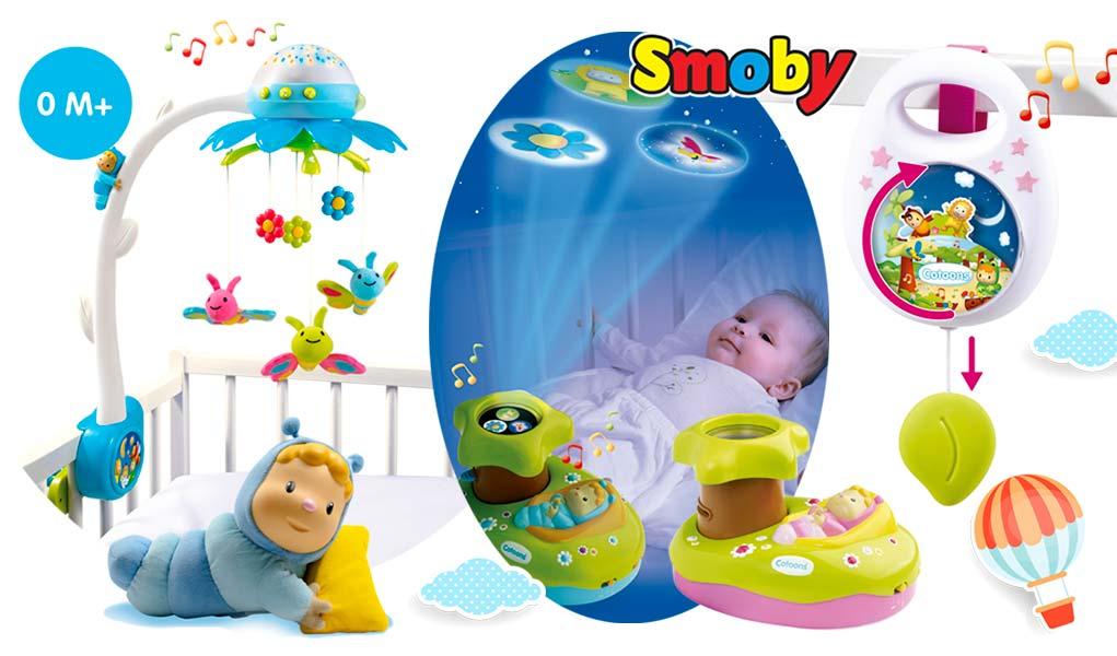 En La Cuna Juguetes Para Bebés Con Música De Cotoons