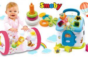 juguetes para bebés Cottons formas y colores