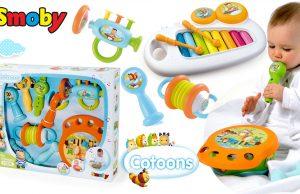 juguetes para bebés instrumentos musicales