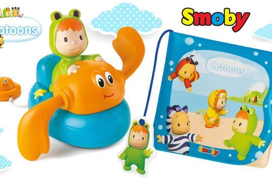 juguetes para bebés Cotoons