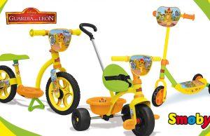 juguetes La Guardia del León