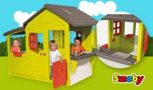 casita infantil casa invernadero