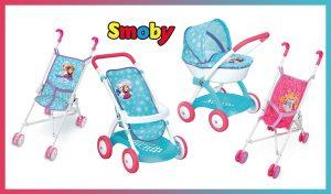 carritos de muñecas