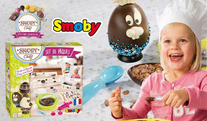 huevos de chocolate