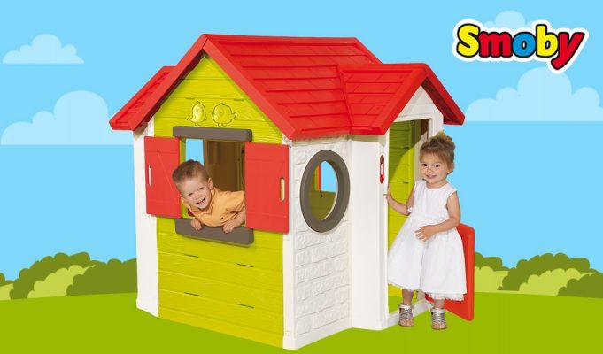 casita de juguete