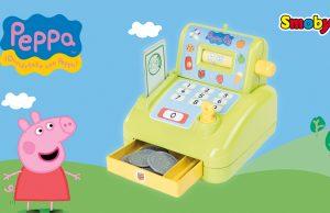 juegos de compras Peppa Pig