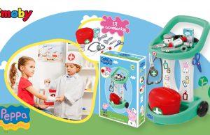 juguetes de médicos