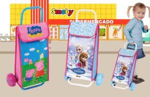 Carritos de la compra de juguete
