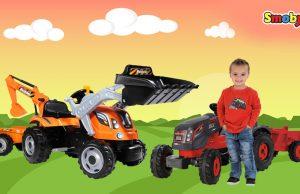 tractores de juguete