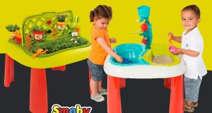 juegos al aire libre mesas de actividades
