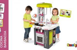 cocina de juguete Bubble Barbacoa