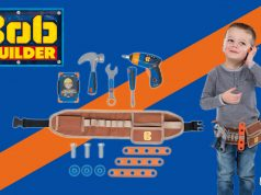 Herramientas de juguete Cinturón XL de Bob The Builder