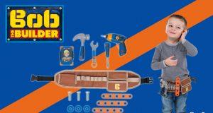 Herramientas de juguetes con el Cinturón XL de Bob The Builder
