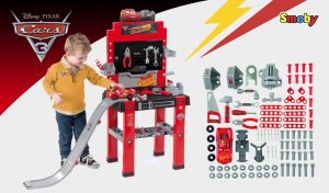 juguetes de Cars 3 centro de bricolaje