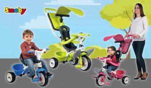 Triciclo evolutivo Baby Balade II