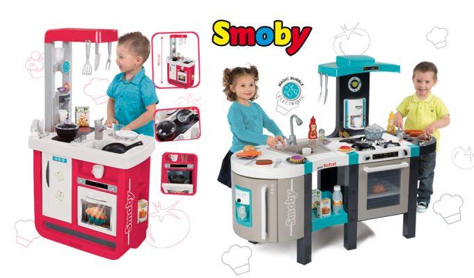 cocinas de juguete comparativa