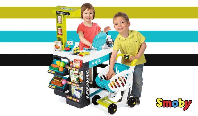 juegos de compras supermarket