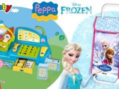 Juguetes de Frozen
