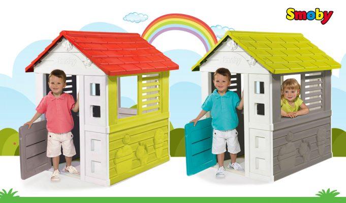 Casas de juguete