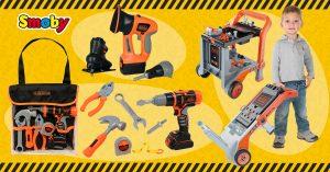 Herramientas de juguete - Black and Decker
