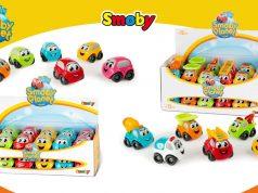 Juguetes con rueda de Smoby Planet