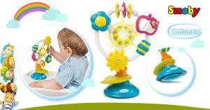 juguetes para bebés sonajero electrónico Cotoons