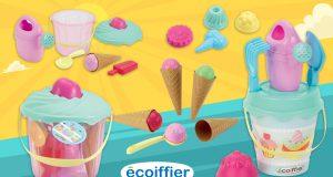 Juguetes para la playa colección delicias