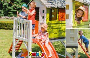 casitas infantiles Casa de la Playa