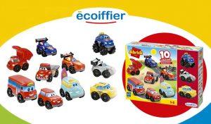 coches de juguete Abrick