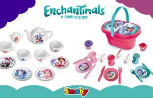 juguetes de Enchantimals merienda