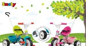 triciclo evolutivo ruedas silenciosas Be Move
