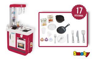 cocina bon appetit con accesorios